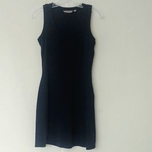 Athleta dress size XS navy blue